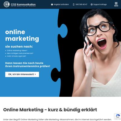 Online Marketing Agentur Zürich