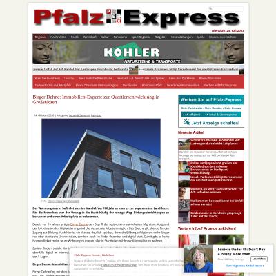 Birger Dehne Immobilien Experte