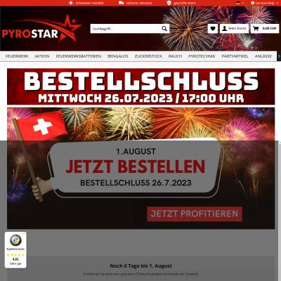 Pyrostar GmbH