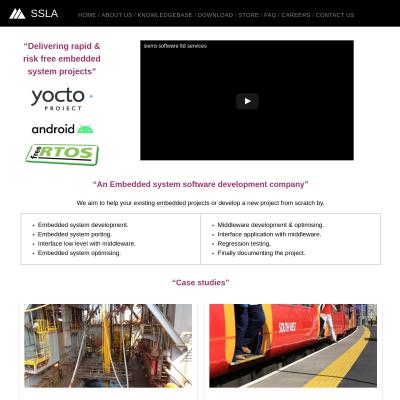 SIERRA SOFTWARE
