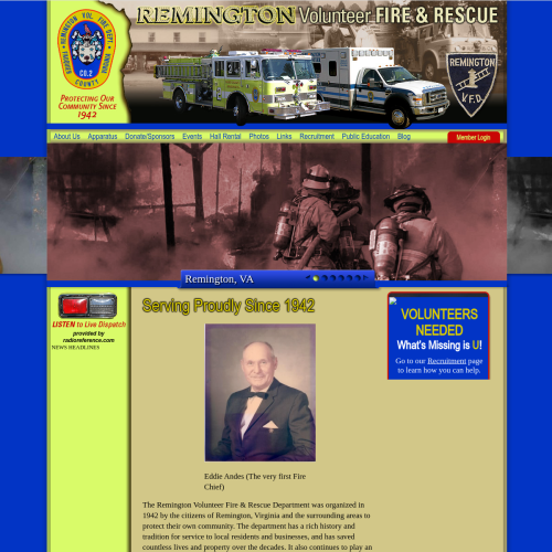 Remington Fire Department