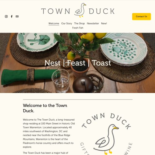 The Town Duck